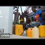 Critical fuel shortages spark more Haiti protests